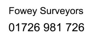 Fowey Surveyors - Property and Building Surveyors.